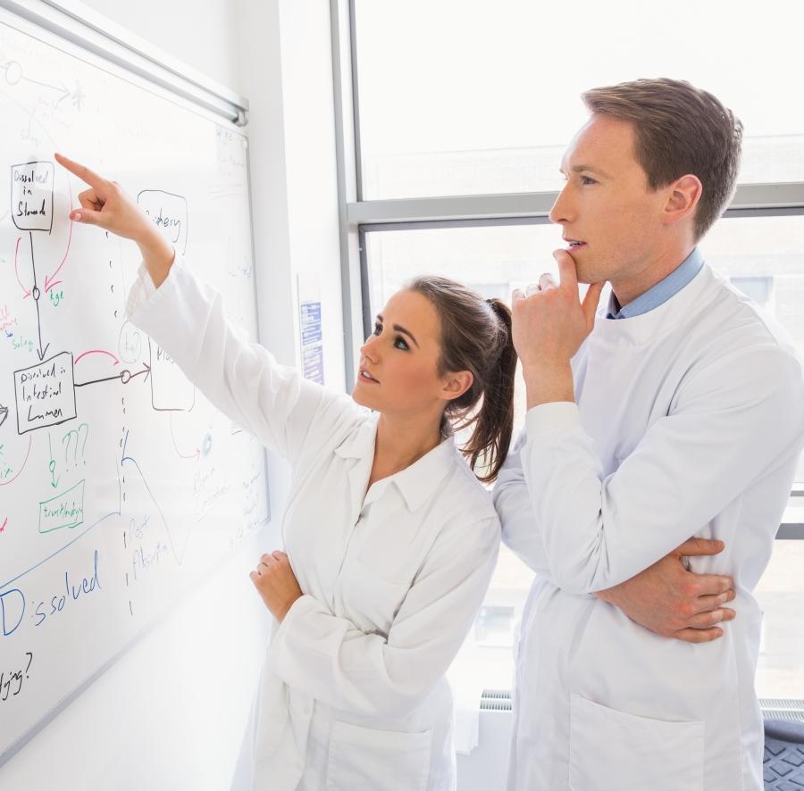 Research Board Pic